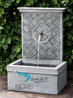 Настенный фонтан «Солярис»