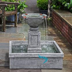 Садовый фонтан «Деви»