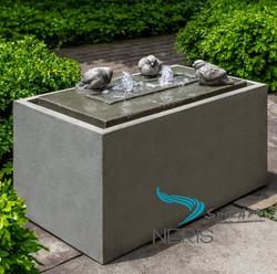 Фонтан для сада «Птицы Эвон»