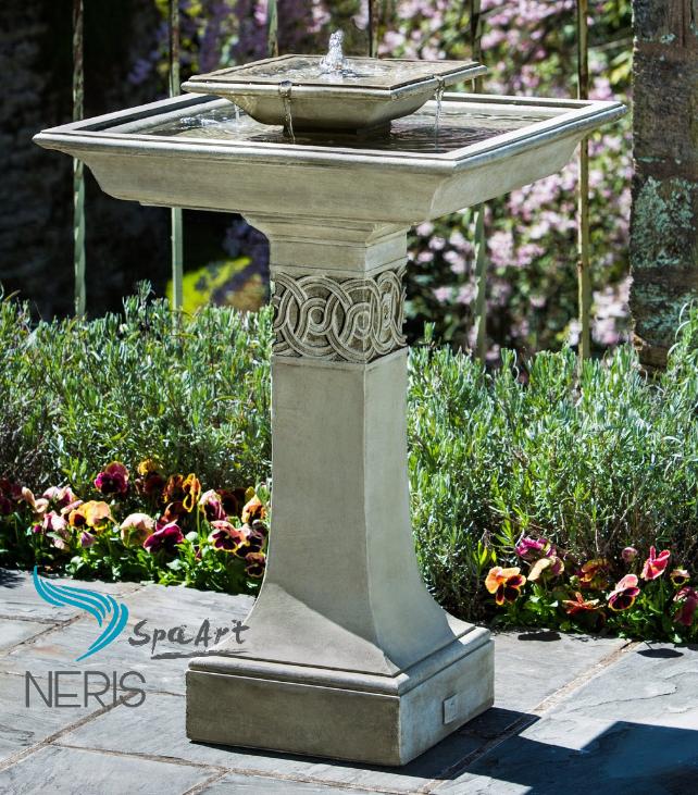 Cадовый фонтан «Порт Исаак»