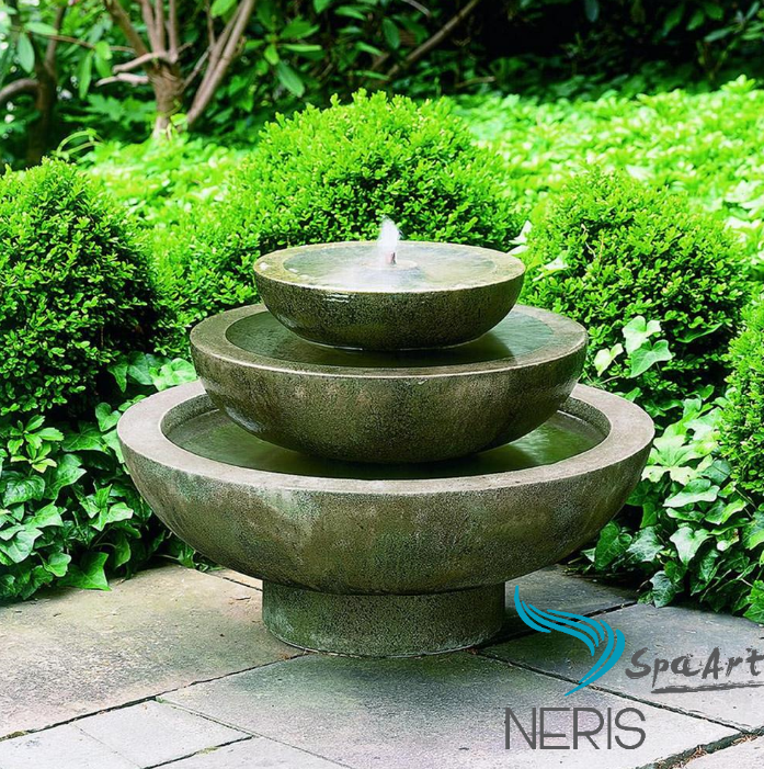 Садовый фонтан «Плация»