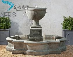 Садовый фонтан «Навона»