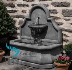 Приставной фонтан для сада «Сэвия»