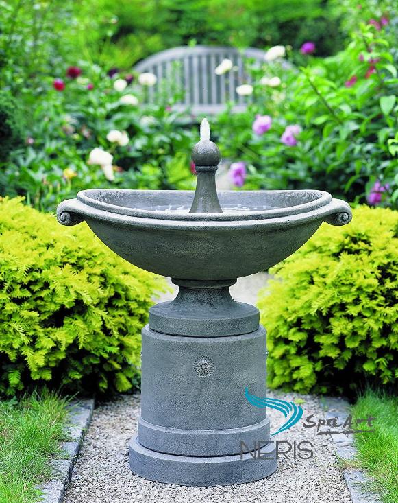 Садовый фонтан «Эллипс Флоренции»