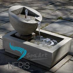 Садовый фонтан «Зарождение»