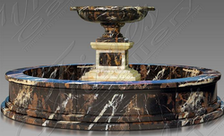 Мраморный фонтан «Микеланджело»