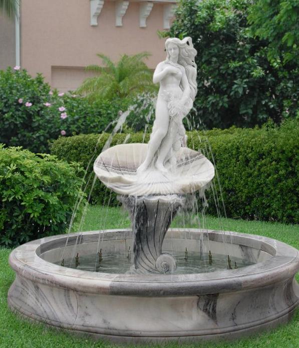 Фонтан «Боттичелли -Рождение Венеры»