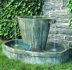 Садовый фонтан «Амфора»