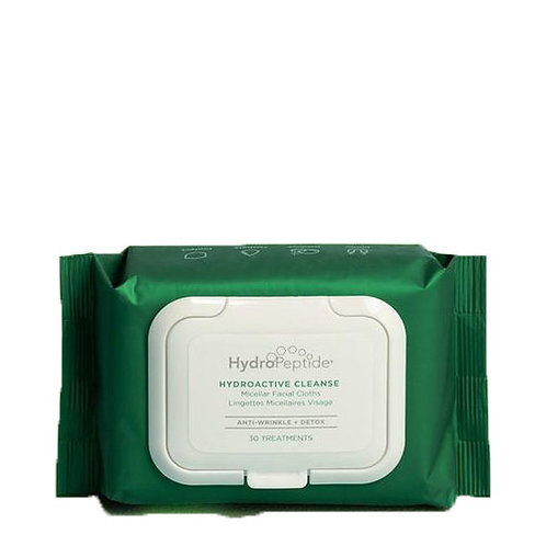 HYDROACTIVE CLEANSE MICELLAR FACIAL TOWELETTES, 30 салфеток