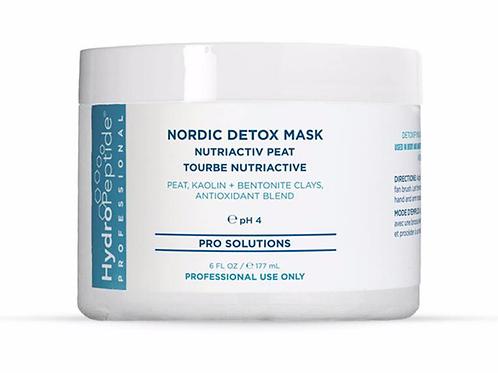 Nordic Detox Mask, торфяная детокс маска, 177.44 мл