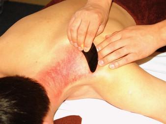 Применение массажаГуаша. Когда он нужен?
