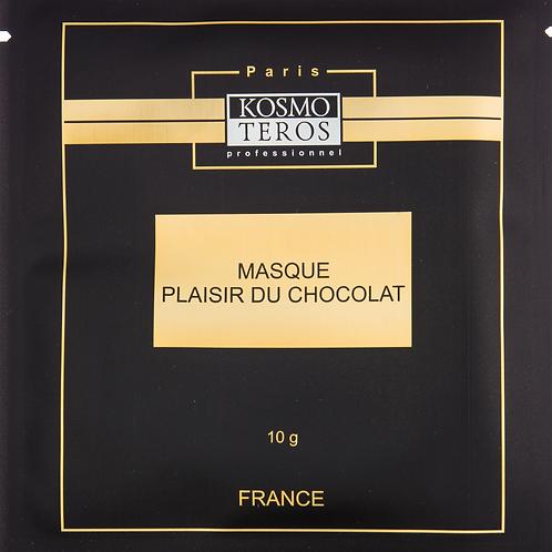 Тонизирующая маска «Шоколадное удовольствие», 10