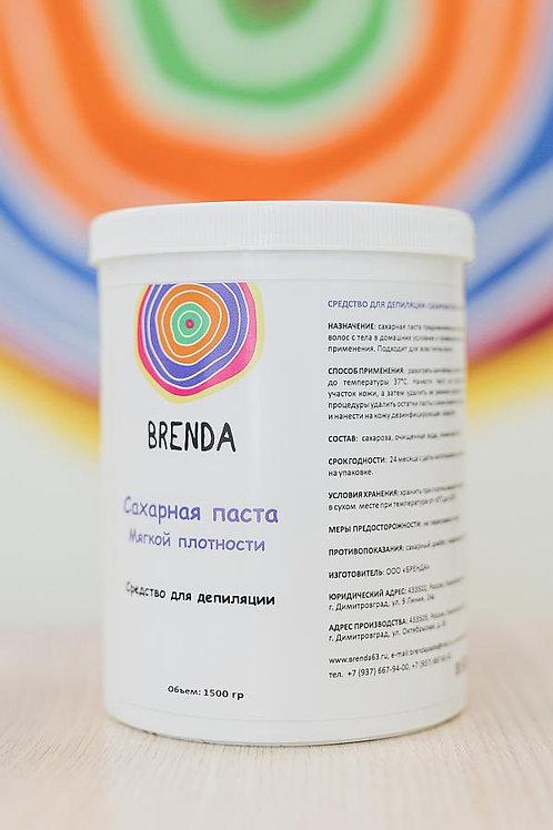 """Паста """"мягкая"""" BRENDA 1500 гр."""