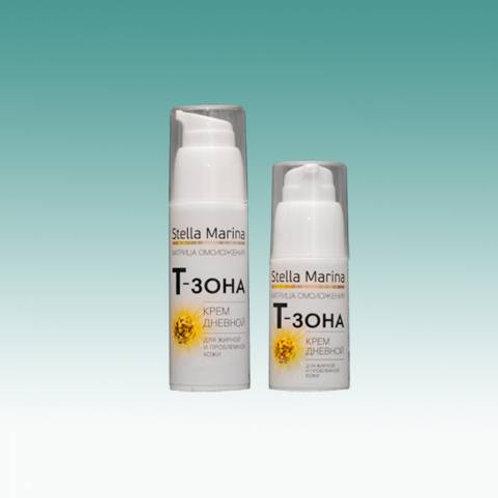 Крем дневной «Т - зона» для жирной и проблемной кожи 50 мл