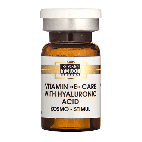 Коктейль с витамином Е и ГК KOSMO-STIMUL,6мл