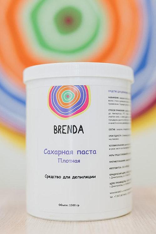 """Паста """"плотная"""" BRENDA 1500 гр."""