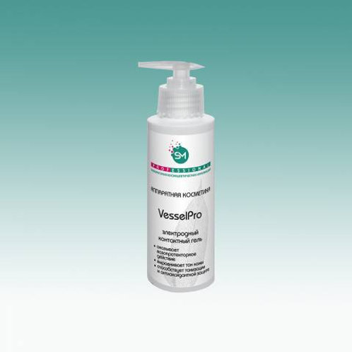 Электродный контактный гель «VesselPro» SM professional