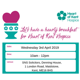 Heart of Kent Coffee Morning