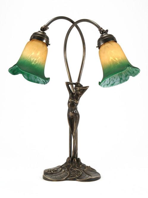 Elizabetta Double Lamp Adjustable Lamp