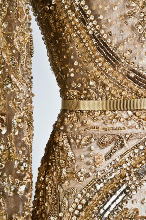 180120 Improver Dressmaking - Tambour Haute Couture Beading Workshop