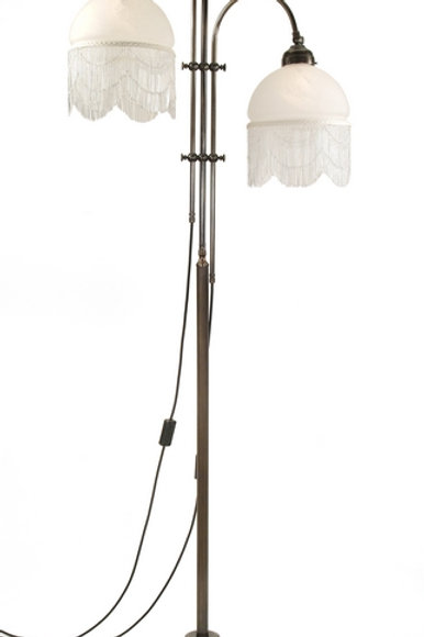 Double Parallel Standard Lamp Down/Down