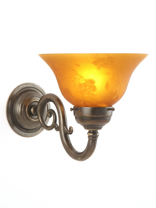 Grande Medium Single Wall Light
