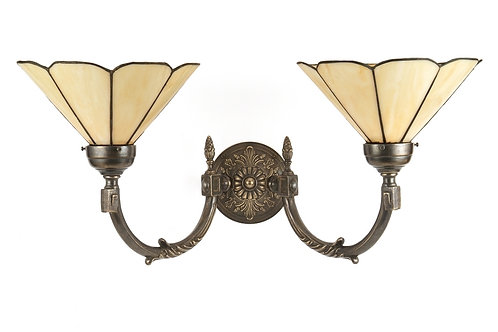Georgian Double Wall Light