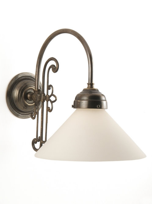Slim Eton Single Wall Light