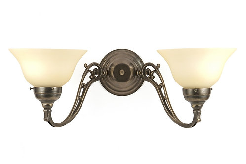 90° Nouveau Double Wall Light