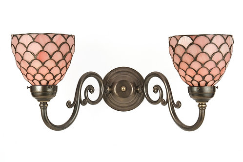 Grande Large Double Wall Light