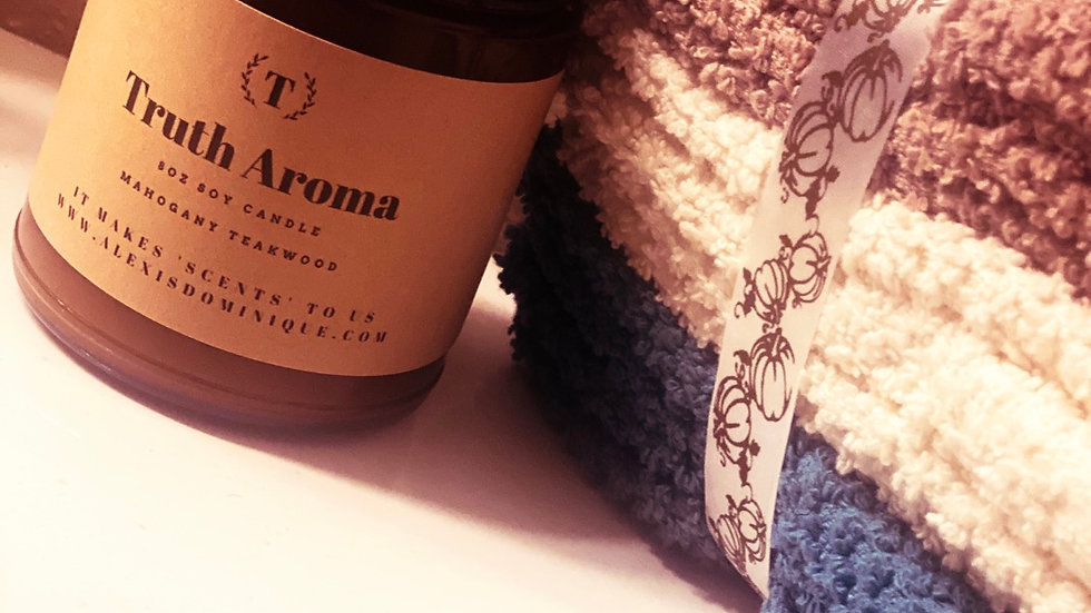 Truth Aroma™️ 8oz. Soy Candle