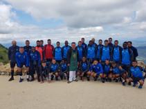 Equipe de foot Peronnas 2020