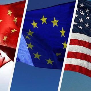 """L'Europa: la """"bella addormentata"""" nel nuovo (dis)ordine mondiale"""