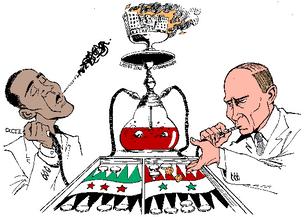 Putin e Obama, avventura in Siria: tra i due litiganti... il diritto gode solo a metà