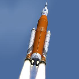 Space Launch System: un razzo per tornare sulla Luna