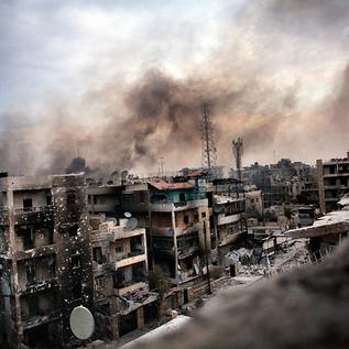 Guerra urbana. Là dove termina ogni sicurezza