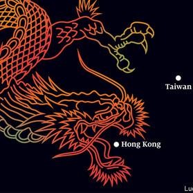 Le Tigri e il Dragone: Taiwan e Hong Kong nella loro sfida per la sopravvivenza contro Pechino