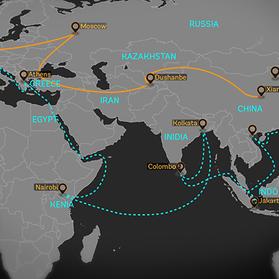 Politica estera cinese: il fondamentale ruolo della geografia nel processo di decision making