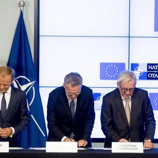 La cooperazione tra NATO e Unione Europea e la strategia russa di manipolazione delle informazioni