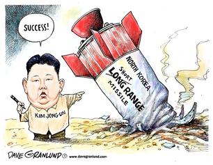 L'urlo dei Kim terrorizza l'Occidente