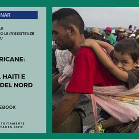 """Webinar gratuito """"Diaspore Latinoamericane: Colombia, Venezuela, Haiti e Triangolo Nord"""""""
