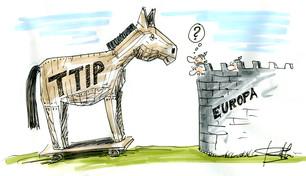Scandalo Volkswagen: Tu chiamale se vuoi Emissioni… Io le chiamerei TTIP