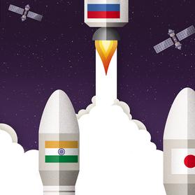 Non solo gli USA: i programmi lunari degli altri attori spaziali
