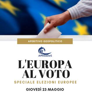 """Maggio 2019 - """"L'Europa al voto: speciale elezioni europee"""""""