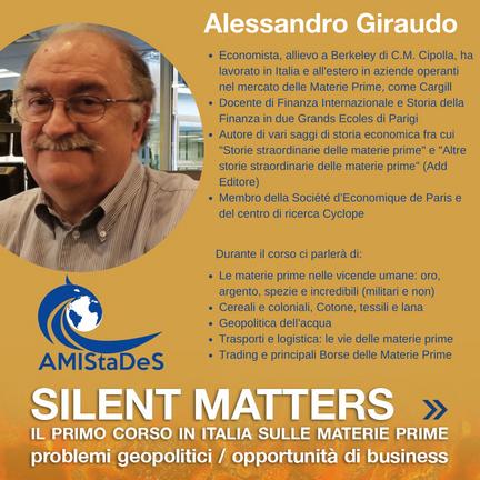 ALESSANDRO GIRAUDO