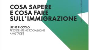"""18 marzo 2019 - VERSO UN'EUROPA MIGRANTE. """"Cosa sapere e cosa fare sull'immigrazione"""""""
