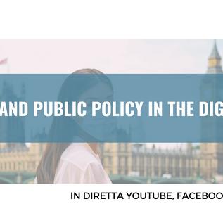 """Presentazione del Libro """"COVID-19 and Public Policy in the Digital Age"""" - 30 giugno 2021, 18.30"""