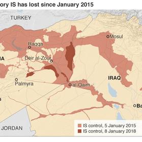 Il califfato a un anno dalla riconquista di Mosul e Raqqa. Dov'è andato a finire lo Stato Islamico?