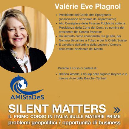 VALERIE EVE PLAGNOL