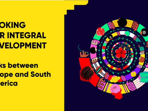 """International symposium """"LOOKING FOR INTEGRAL DEVELOPMENT. TALKS BETWEEN EUROPE AND SOUTH AMERICA"""""""